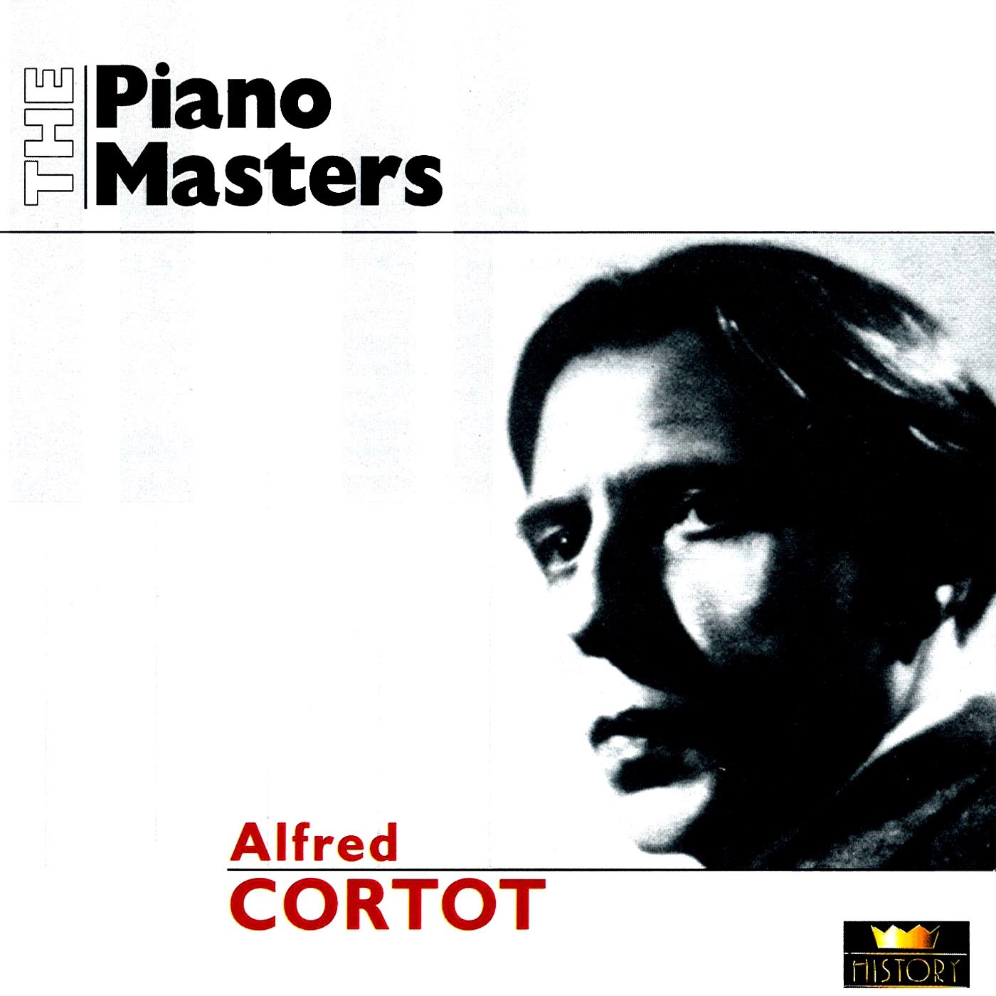 The Piano Masters: Alfred Cortot (1926-1943)