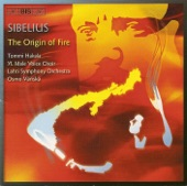 Osmo Vanska, Lahti Symphonic Orchestra - Sibelius: The Origin of Fire - Sibelius: Sandels, Op.28 (Revised Version, 1898/1915)