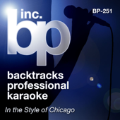 You're The Inspiration (Instrumental Track) [Karaoke In The Style Of Chicago]-BP Studio Musicians