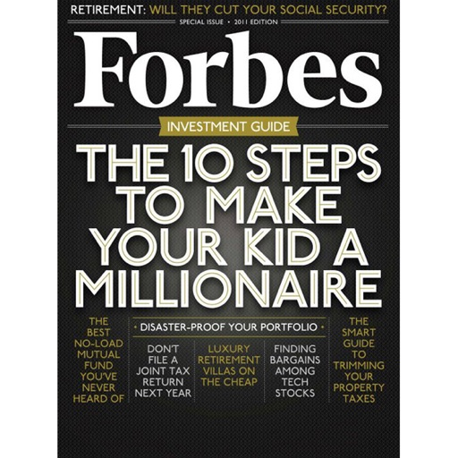 Forbes, June 13, 2011 - Forbes