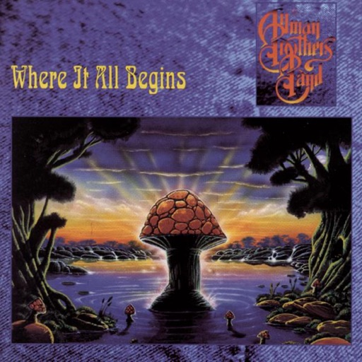 Art for Back Where It All Begins by The Allman Brothers Band