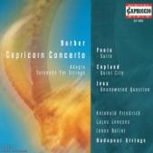 Budapest Strings - I. Praeludium: Allegro comodo