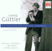 Concerto D-Dur Für Drei Trompeten, Pauken, Streicher, Oboen Und, B. c., TWV 54: D. 4: IV. Presto