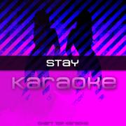 Stay (In the Style of Tyrese) [Karaoke Version] - Chart Top Karaoke