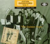 Swedish Jazz History, Vol. 7 (1952-1955) - The Golden Years