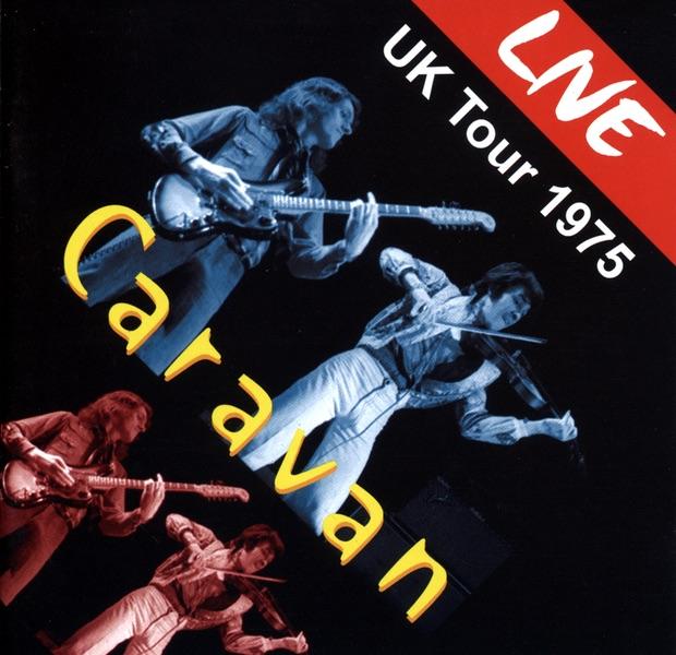 Live UK Tour '75