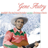 Gene Autry - Up On the Housetop artwork