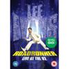 Lee Evans - Road Runner: Live at the O2  artwork