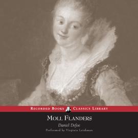 Moll Flanders (Unabridged) audiobook
