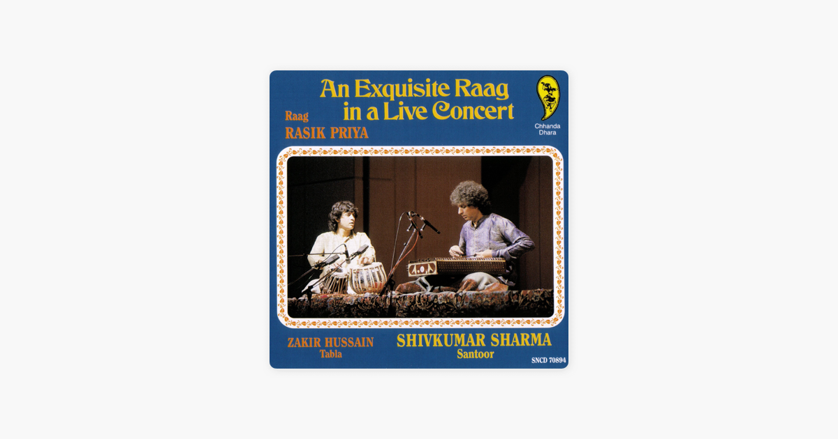 Gat In Medium Teen Taal By Pandit Shivkumar Sharma & Zakir Hussain On Apple Music