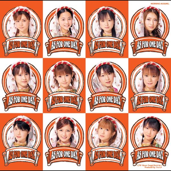 Image result for one day morning musume