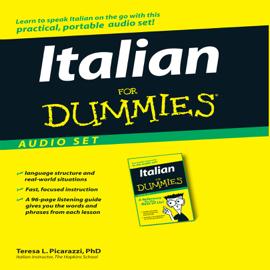 Italian For Dummies (Unabridged) audiobook