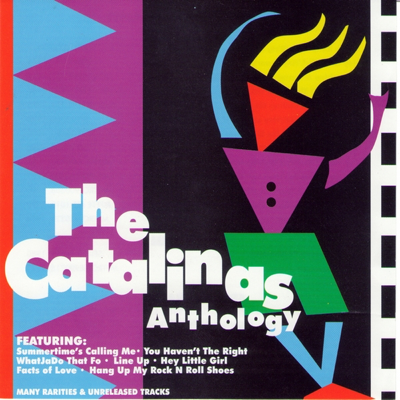 Summertime's Calling Me - The Catalinas song