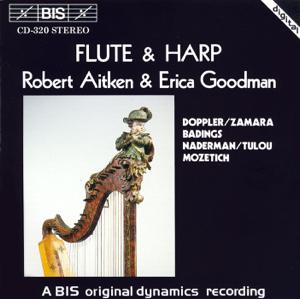 Erica Goodman & Robert Aitken - Flute and Harp Music