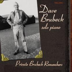 View album Dave Brubeck - Private Brubeck Remembers