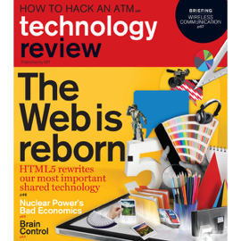 Audible Technology Review, November, 2010 audiobook