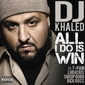 DJ Khaled - All I Do Is Win (feat. T-Pain, Ludacris, Snoop Dogg & Rick Ross)
