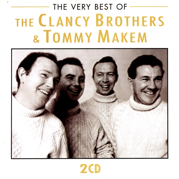 THE CLANCY BROTHERS AND TOMMY MAKEM - BOLD THADY …