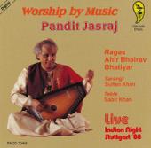 Worship By Music: Pandit Jasraj Live At Indian Night Stuttgart 1988