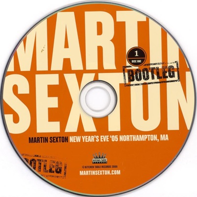New Year's Eve '05 - Northamptom, MA (Live) - Martin Sexton