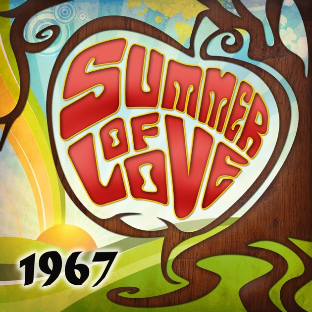 summer of love 1967 by various artists. Black Bedroom Furniture Sets. Home Design Ideas