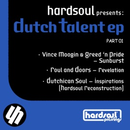 The Dutch Talent - EP (Part 1) by Various Artists