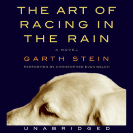 The Art of Racing in the Rain (Unabridged) audiobook