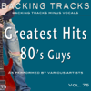 Holding Back The Years (Backing Track originally by Simply Red) - Backing Tracks Minus Vocals