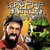 Master Chief vs Leonidas (feat. Nice Peter & Epiclloyd) - Epic Rap Battles of History