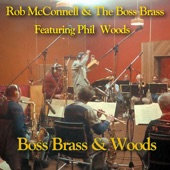 Rob McConnell & The Boss Brass With Phil Woods - Greenhouse