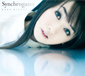 Synchrogazer/水樹奈々ジャケット画像