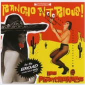 Los Plantronics - Bobby Peru