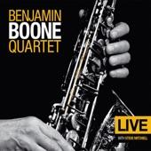 Benjamin Boone Quartet - My Lips Are Sealed