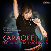 Karaoke Hits from Hannah Montana