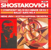 Dimitri Chostakovitch - III. Allegretto