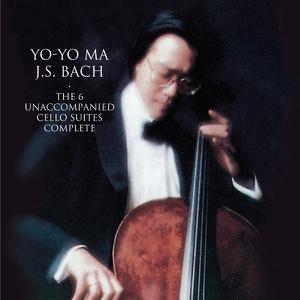 馬友友 - 巴哈:大提琴無伴奏組曲全套