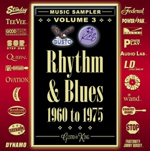 Music Sampler, Vol. 3: Rhythm & Blues 1960-1975