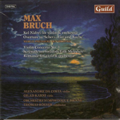 Bruch Romance Op. 85 for Viola & Orchestra