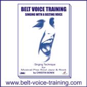 Belt Voice training - Singing lesson 5 - Mix belt