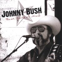 Johnny Bush - TEXAS STATE of MIND artwork