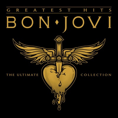 Greatest Hits - The Ultimate Collection - Bon Jovi album