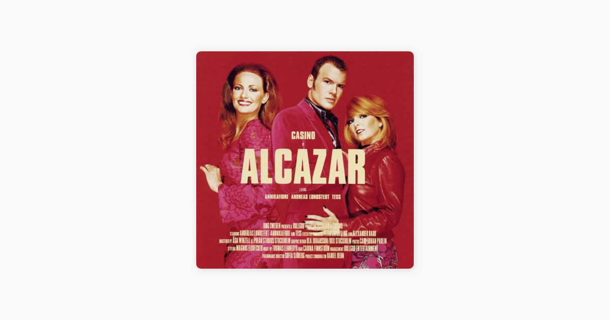 alcazar casino album