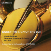 Saxophone Concerto: II. Giration: Allegro