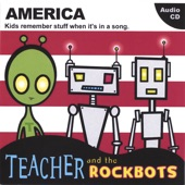 Teacher and the Rockbots - Let's Learn the 50 States
