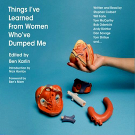The Heart is a Choking Hazard: An Essay from Things I've Learned From Women Who've Dumped Me (Unabridged) audiobook