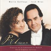 Por Amor - Romanzas y Duos de Zarzuela