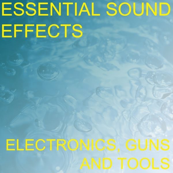 300 Sound Effects by Sound Effects Library