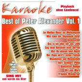Best Of Peter Alexander Vol.1 - Karaoke