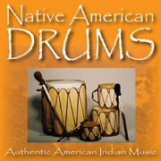 Native American Drums - American Indian Music - American Indian Music