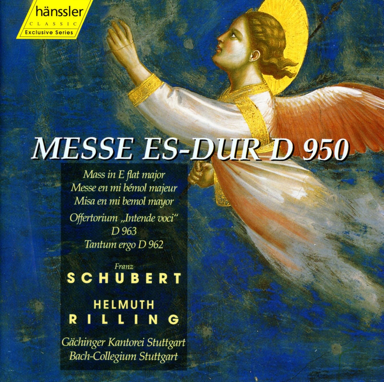 Mass No. 6 In e Flat Major, D. 950 : Gloria: Quoniam Tu Solus Sanctus